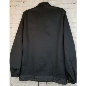 Five Four Jackets & Coats - Five Four Men's Jacket Raincoat Black Pockets M
